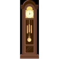 creche horloge